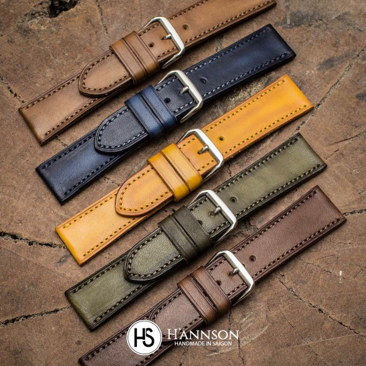 Our new straps collection