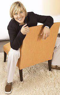 Ellen DeGeneres in Ellen: The Ellen DeGeneres Show