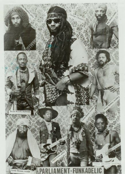 Parliament - Funkadelic, Poster
