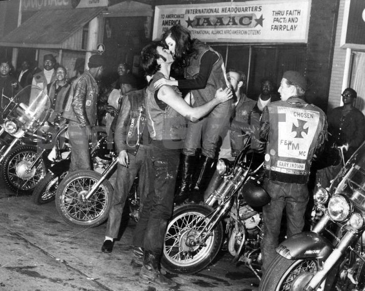 46 Best 60s 70s Bikers Images On Pinterest Motorcycles