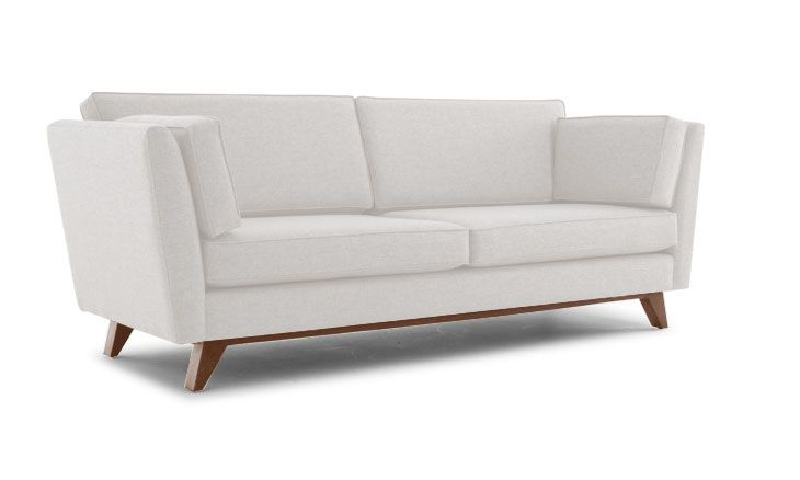 Roller Leather Sofa Leather sectional sofas, Sofa