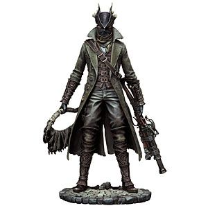 Bloodborne Hunter 1/6 Scale Statue | ThinkGeek