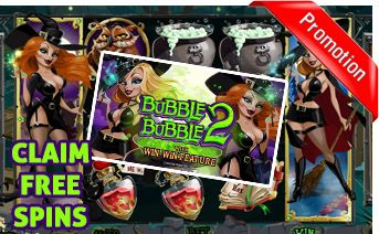 New #BubbleBubble2Slot – Play Now With #FreeSpinsBonuses  Bubble Bubble 2 Slot has been released by RTG and you can get up to 66 free spins to try out this exciting new slot game – no deposit required!  https://www.playcasino.co.za/blog/new-bubble-bubble-2-slot-play-now-free-spins-bonuses/