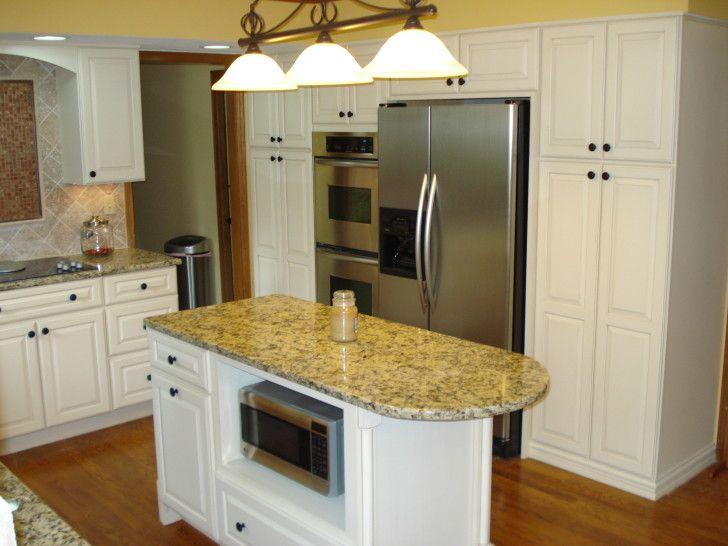 Küchenschrank Umbauen, Galeere Küche Renovieren, Holz Küchenschränke, Küche  Renovieren Ideen, Galeere Küchen