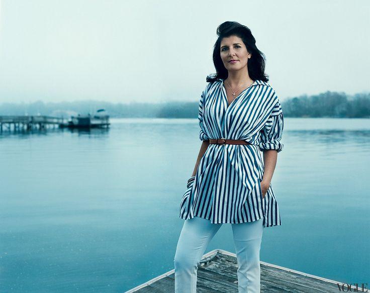 Governor Nikki Haley: New Horizons