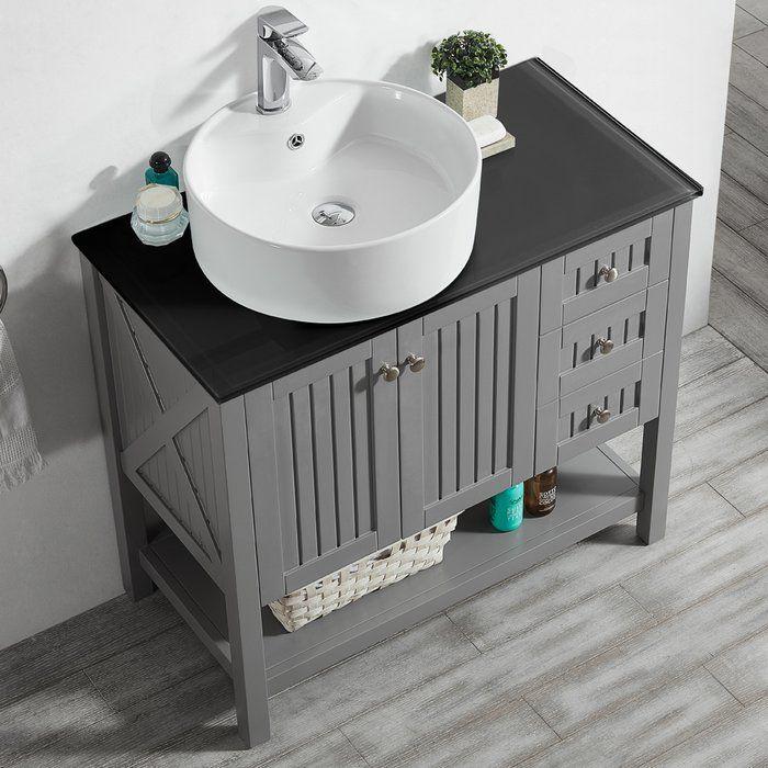 Nadel 36 Single Bathroom Vanity Set Bathroom Vanity Single