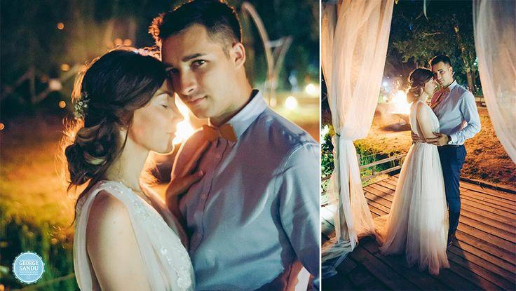 Wedding photography Slatina - George Sandu Fotograf | wedding dresses | #wedding #trashthedress #slatina #nunta #photographer