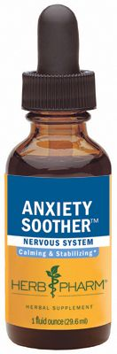 Anxiety Soother™ Nature's xanax. Start with lower dose, it is potent medicine!