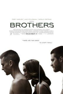 """Brothers"" stars Jake Gyllenhaal, Natalie Portman, and Tobey Maguire."