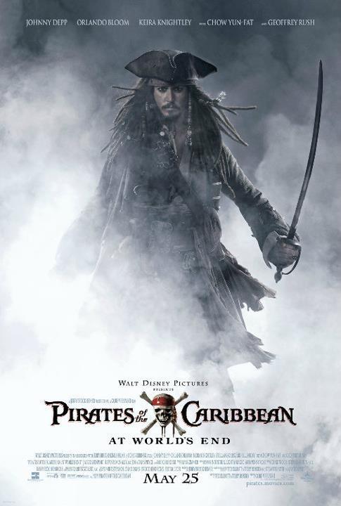 Pirati dei caraibi - ai confini del mondo.