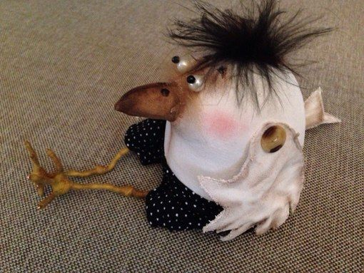 куклы грунтованный текстиль