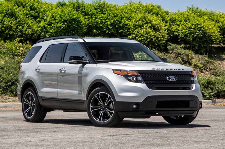 3 Features You'll Love About the 2015 #Ford Explorer