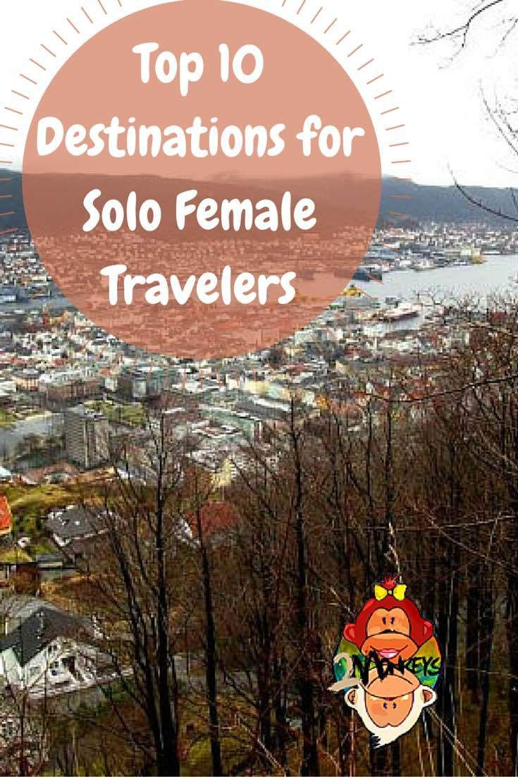 Traveling solo is an exciting adventure that will allow you to learn more about yourself and pave the way for a more flexible travel lifestyle.I've compiled a list of ten cities that in my opinion, are not only safe for solo female travelers, but also interesting and fun!