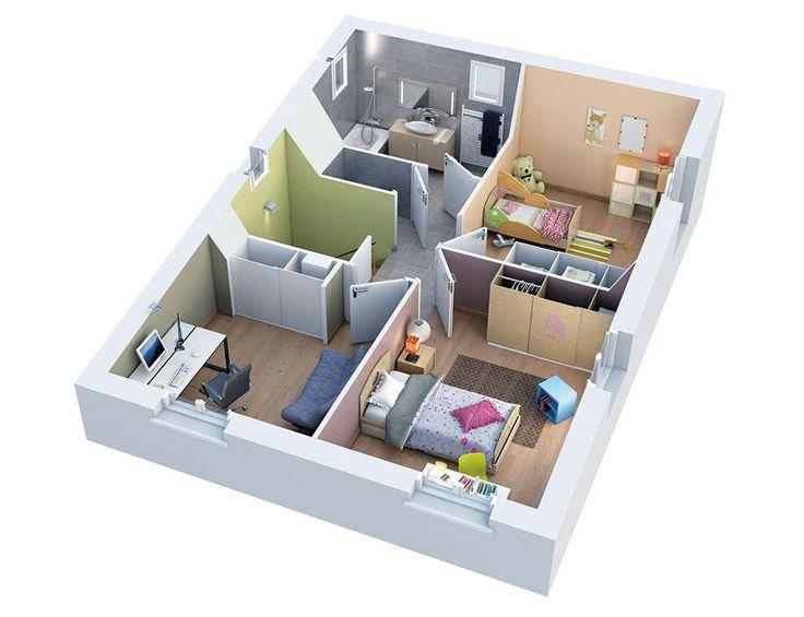 athena etage 1
