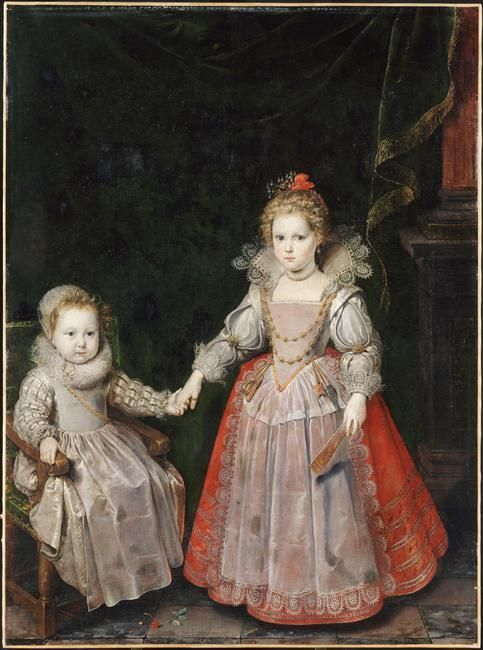 History of fashion — 1610s Frans Pourbus (II) - Philippe Emmanuel de...