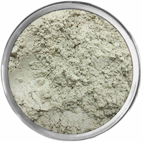 Iced Mint Loose Powder Mineral Shimmer Multi Use Eyes Face Color Makeup Bare Earth Pigment Minerals Make Up Cosmetics By MAD Minerals Cruelty Free  10 Gram Sized Sifter Jar * This is an Amazon Affiliate link. Continue to the product at the image link.