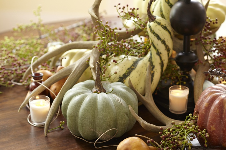 147 best Fall Decor images on Pinterest Craft, Fall crafts and - natural halloween decorations