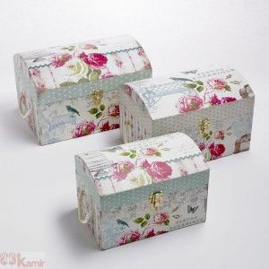 1000 images about cajas decoupage on pinterest - Manualidades con cajas de madera ...