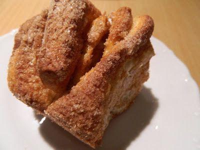 Trdelníkový chlebík ..