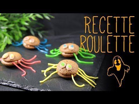 Araignées mutantes spéciales Halloween - Recette de cuisine Marmiton : une recette