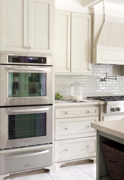 Off White Shaker Kitchen Cabinets