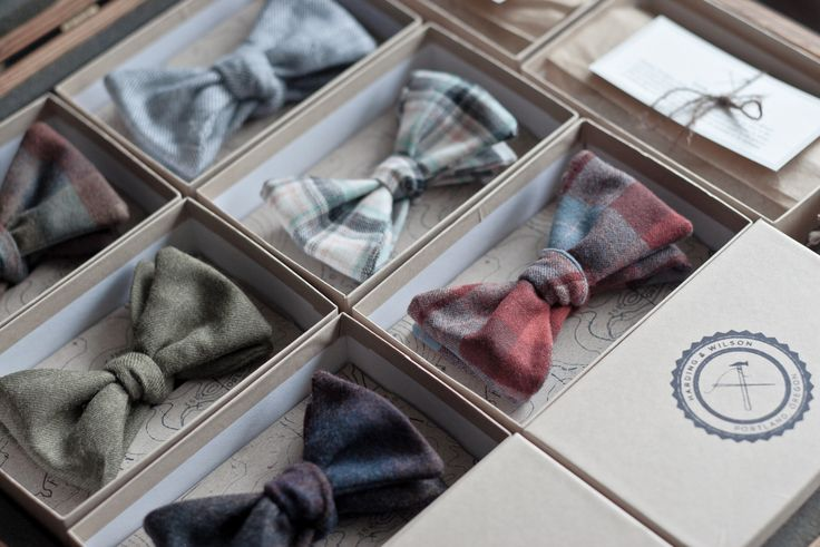 Preppy Bow Ties