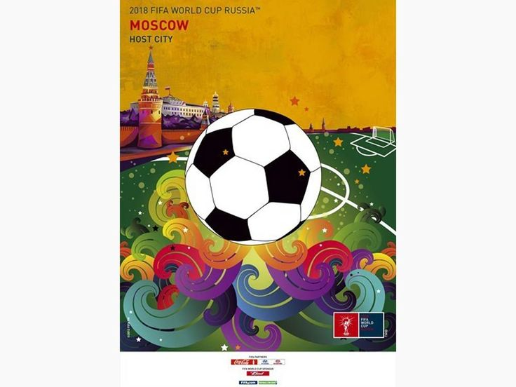#Russia2018 #WorldCup2018