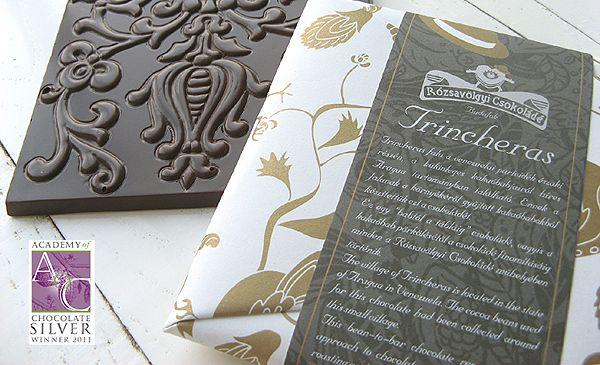Trincheras Chocolate by Rózsavölgyi Csokoládé