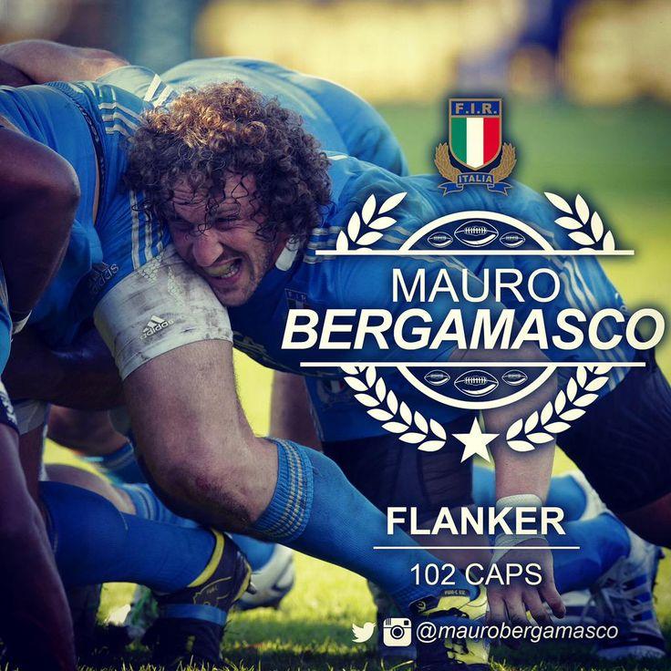 mauro #bergamasco #italrugby