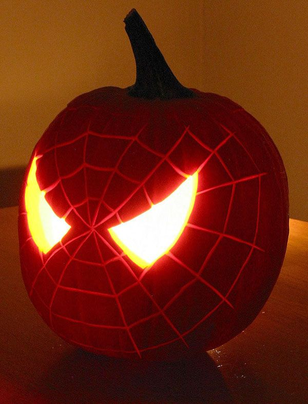 21 Awesome Carved Pumpkins (PICS) | Maxim