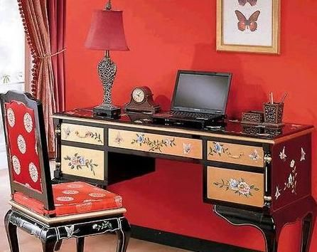 Oriental Chinese Interior Design Asian Inspired Work Office Home Decor
