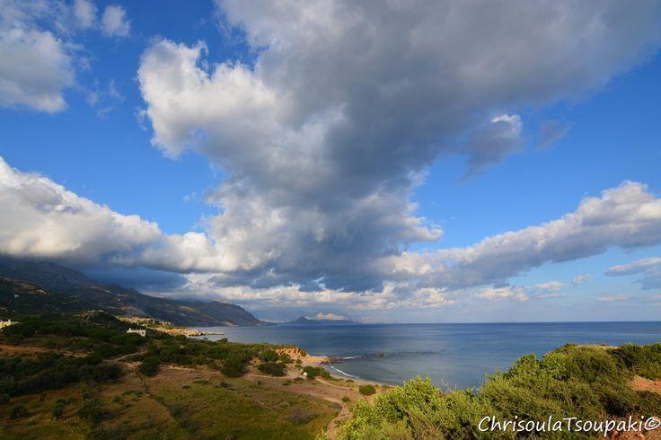 29/5/15: #Agia_Marina #Sfakia #Chania #Crete #Greece www.livikoapartments.gr