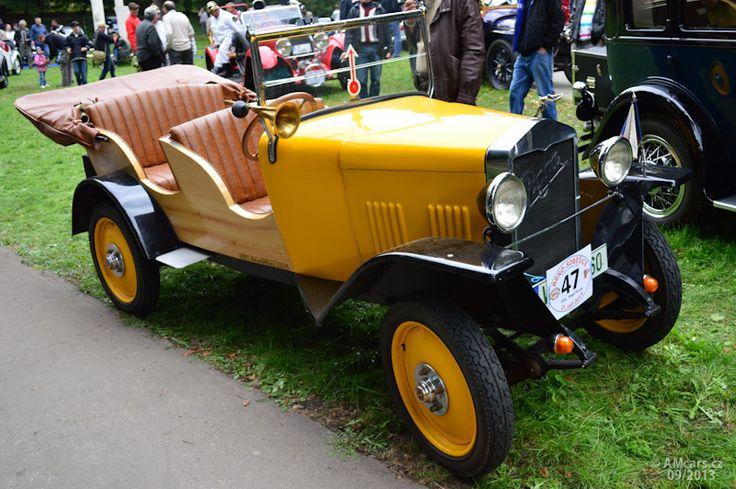 1926 Praga Piccolo 5. série plážovka