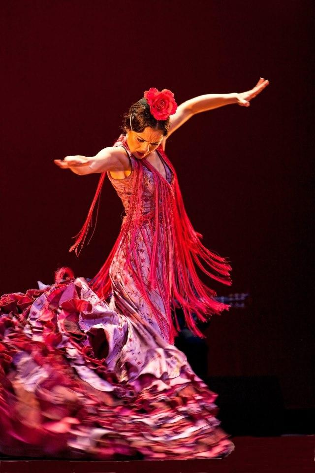 Olga Pericet  ♥ www.thewonderfulworldofdance.com #ballet #dance