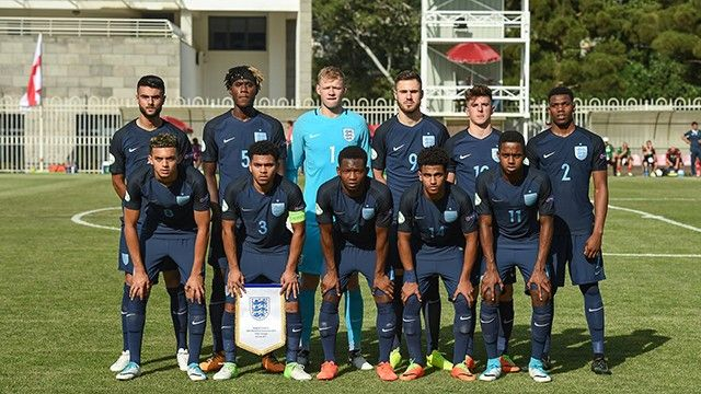 Internationals: Mount goal helps England U-19s to win | News | Official Site | Chelsea Football Club