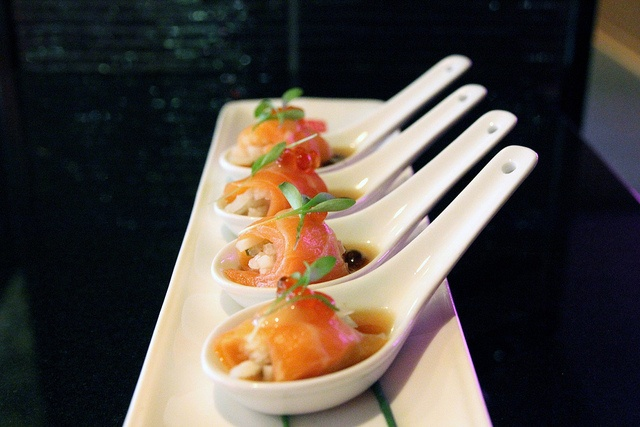 Asian-Style Salmon Ceviche