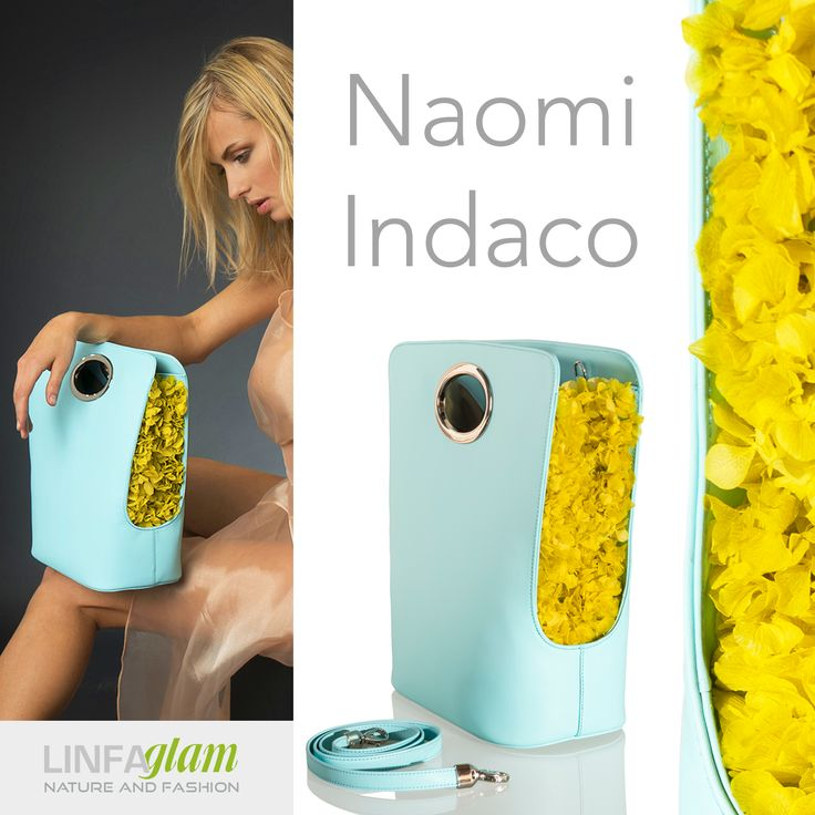 Naomi is colored in Limpet Shell and bright yellow: a young spirit full of grace and finess.More: http://www.linfaglam.com/en/ ‪#‎rosequartz‬ ‪#‎serenity‬ ‪#‎pantone2016‬ ‪#‎colors‬ ‪#‎fashion‬ ‪#‎moda‬ ‪#‎springcollection‬ ‪#‎ss16‬ ‪#‎ss2016‬ ‪#‎handbags‬ ‪#‎borse‬ ‪#‎trends‬ ‪#‎bag‬ ‪#‎bags‬