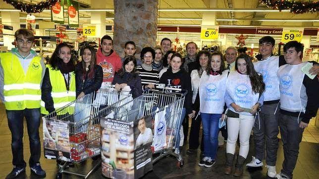 compromiso marana-thá: Campaña Banco de Alimentos (29 y 30 noviembre)