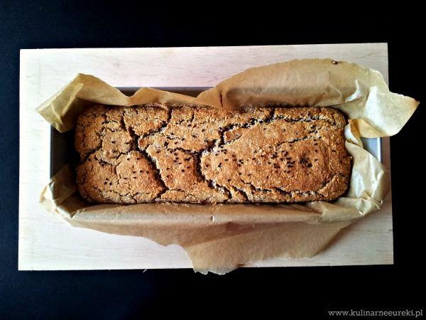 Chleb bezglutenowy z ziarnami