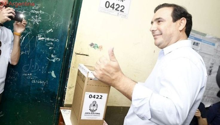 Cerró la elección en Corrientes y se espera un lento recuento de votos