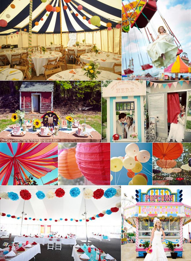 Wedding Theme Fun Fair Decoration Visit My Blog To View More