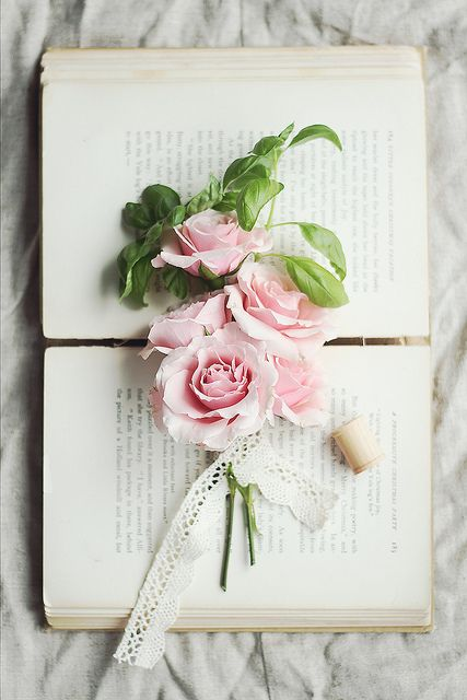 Roses and Basil | Flickr - Photo Sharing!