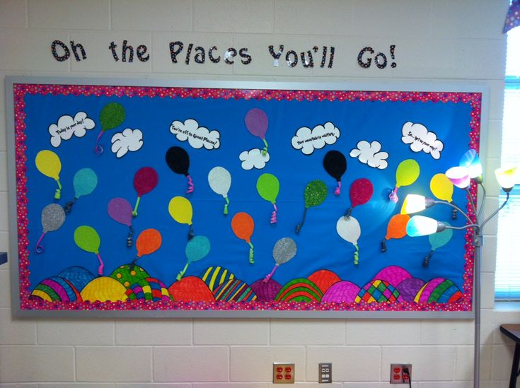 Classroom Ideas To Go : Best oh the places you ll go images on pinterest