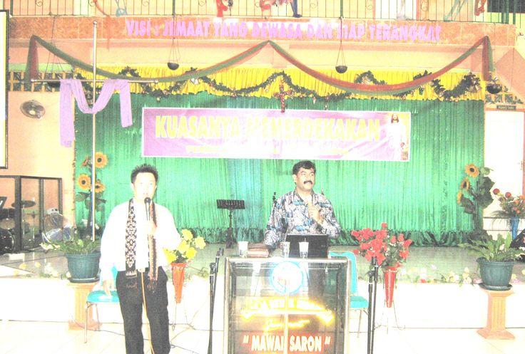 Preaching in Crusade