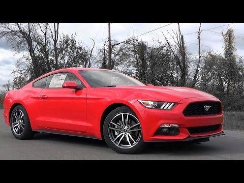 2016 Ford Mustang EcoBoost Premium - Ultimate In-Depth Look in 4K - YouTube