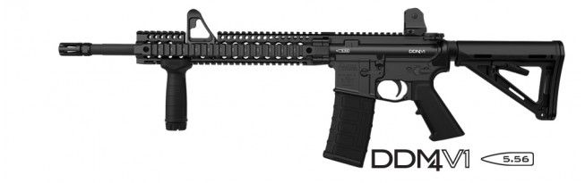 Daniel Defense M4 Carbine, v1