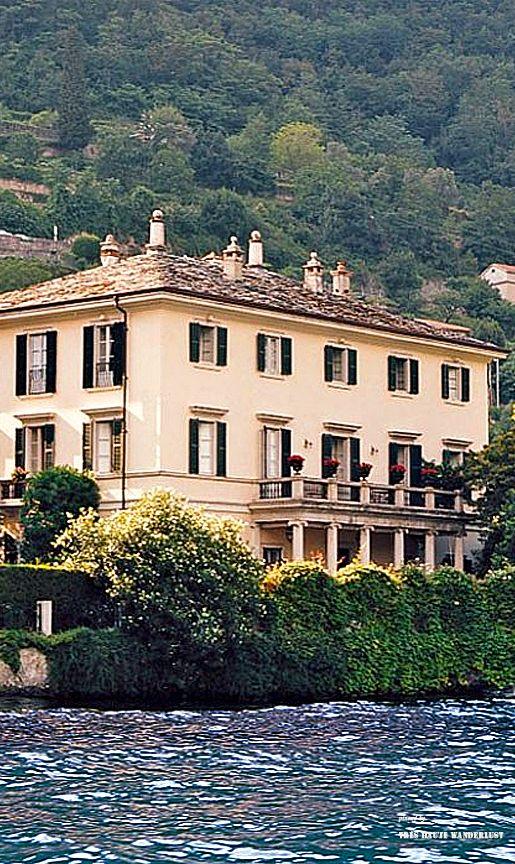 Villa Oleandra | Laglio its George Clooney's residence