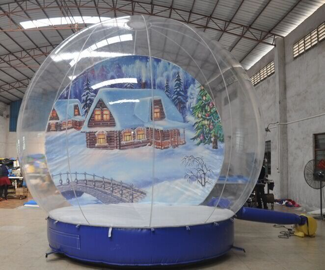Human Snow Globe Rental In 2020 With Images Company Christmas