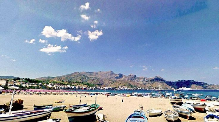Giardini Naxos, Messina Sicilia Beautiful places in the