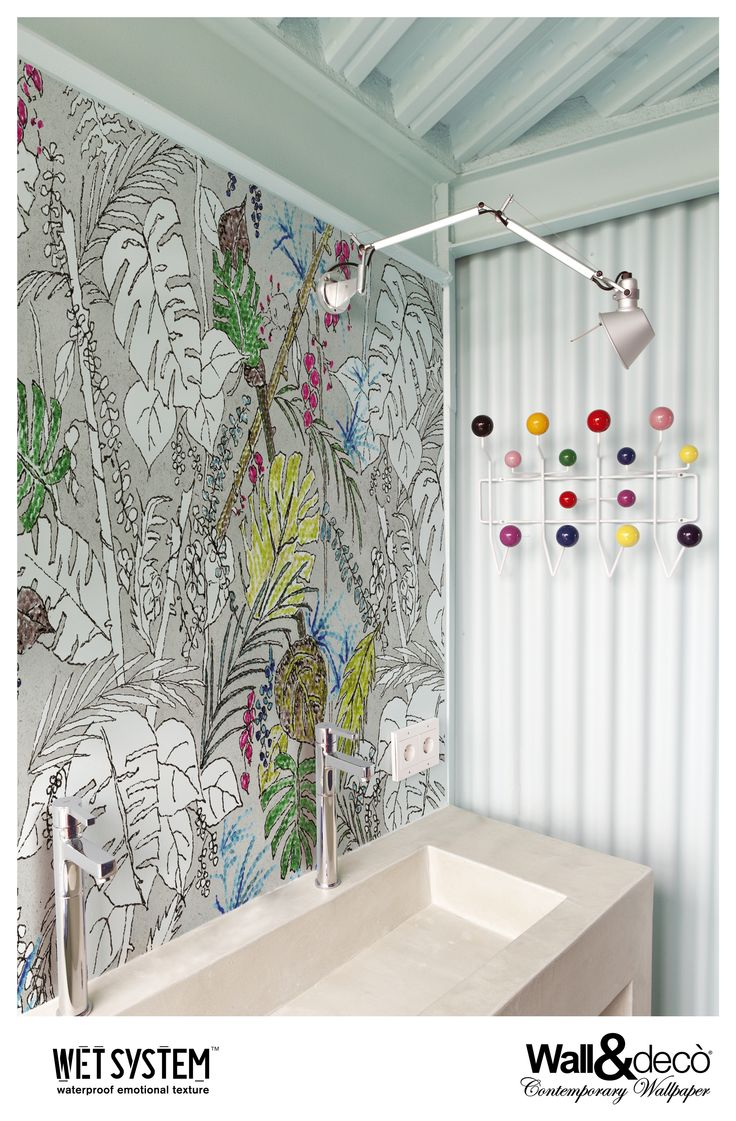 Color Chain www.wallanddeco.com #wallpaper, #wallcovering, #wetsystem